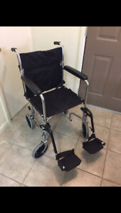 Transport wheelchair for sale