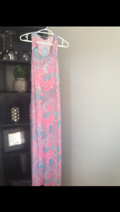 Woman's medium maxi dress , NWT