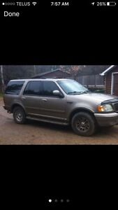 Ford Expedition 2000 obo