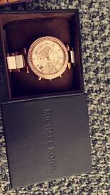 Michael kors watch ladies REAL