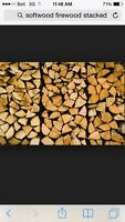 Softwood firewood for sale in Caledon