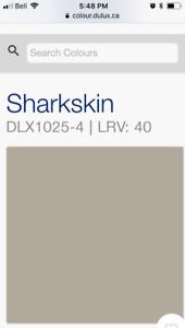 Dulux lifemaster interior latex paint