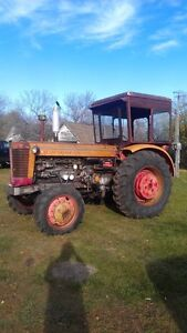 Massey 97 4wd tractor