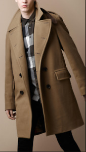 Burberry Military Coat - Small