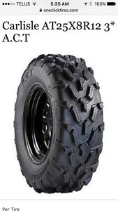 Looking for a 4 wheeler tire
