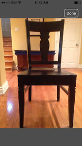 Sturdy Pier 1 Chairs $10 ea