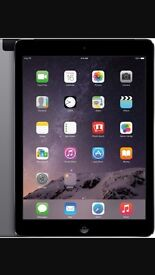 iPad Air 16g wi-fi & cellular