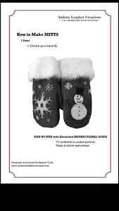 HOW TO MAKE MUKLUKS, MOCCASINS, MITTS ETC. FOR FUN OR PROFIT Yellowknife Northwest Territories image 9
