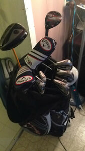 Golf Clubs Callaway set *Left handed* brand new Regina Regina Area image 2