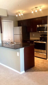 New 2 Bed/2 Bath Condo, A/C, UG Parking for Rent in McConachie