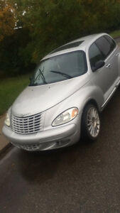 2004 Chrysler PT Cruiser GT 2.4 TURBO