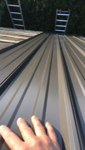 Metal sheet (roof)