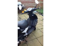 50cc Peugeot speed fighter 3