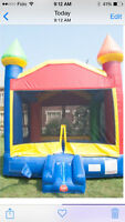 Inflatable Bouncers - Start your own business RIGHT AWAY