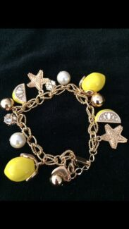 Kate spade lemon tart bracelet  Brassall Ipswich City Preview