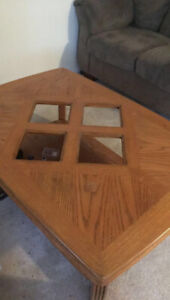 FREE coffee table and matching side table