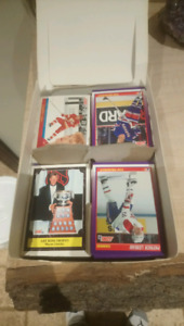 HUNDREDS of 1991 SCORE Hockey cards all in mint condition
