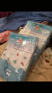 Baby new born clothing  for sale 3 pack in pack