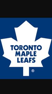 Leafs vs. Washington Capitals