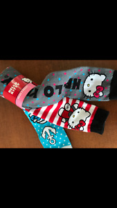 Hello Kitty Knee High Socks