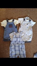 Baby boy bundle 0-3 and 3-6 months