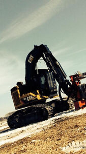 Looking for a feller buncher/harvester Kawartha Lakes Peterborough Area image 1