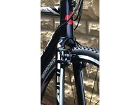 Cube Cross race bike. 56 cm (Medium)