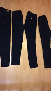Urban Outfitters, Guess, American Eagle like NEW Jeans/Crops