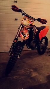 KTM 250 SXF trade/sell for XCF, XCF-W, or EXC-F