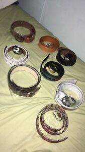 Brand belts replicas ( gucci & louis )