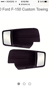 Ford trailer tow mirrors