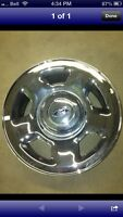 4 new ford f150 Crome rims