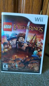 LEGO The Lord of the Rings for Nintendo Wii