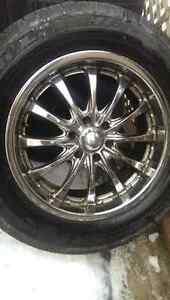 """Selling 20"""" BOSS rims (came off a chevy)"""