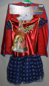 Kids Wonder Woman costume Size 10-12