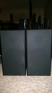 Paradigm speakers two pairs Technics receiver and DSP