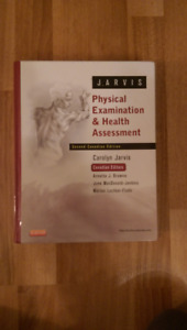 Physical Examination & Health Assessment (Jarvis)