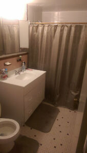 Nice &  affordable 1 bedroom (3 et demi) available Mid June $580
