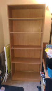 2 Big Bookcases For Sale!