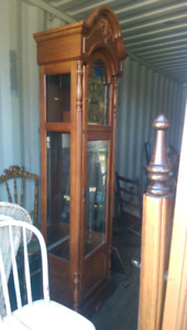 Grandfather Clock, Armchair, Couch and More