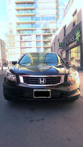 2009 Honda Accord EX-L Sedan - MINT!! Only Maintained at Honda Kitchener / Waterloo Kitchener Area image 2