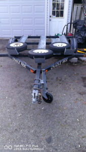 Selling my 3 bike motorcycle trailer
