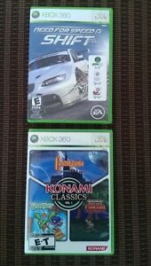 XBox 360 LIVE Video Games. Gently Used. $12