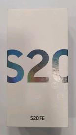 128gb Brand New Samsung Galaxy S20 FE 5G Duos (Dual Sim) Unlocked Open