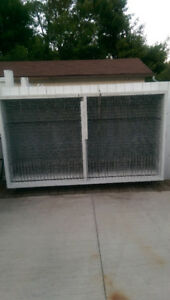 Dog Run  Panels
