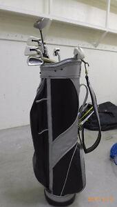 Moving Sale!!! - Men's Golf set+ bag +25 free balls