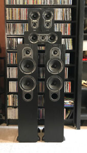 Energy Speakers for Home Theatre / Surround Sound