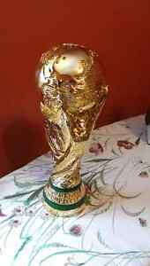 World Cup Replica Trophy 1:1 size - Soccer Euro Cup