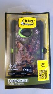 HTC One Otter Box protective case - new unused.