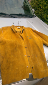 XL Welding jacket for sale!